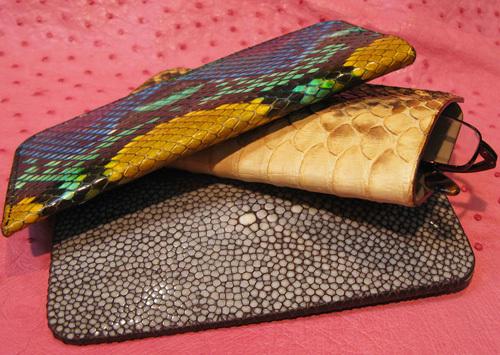 Une gamme de maroquinerie : la chronique de l'Atelier du Bracelet Parisien