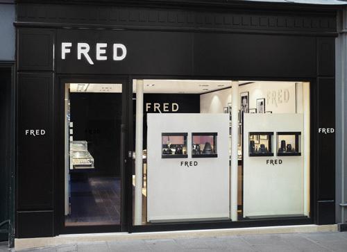 Fred s'installe rue des Francs-Bourgeois, en plein cœur du Marais