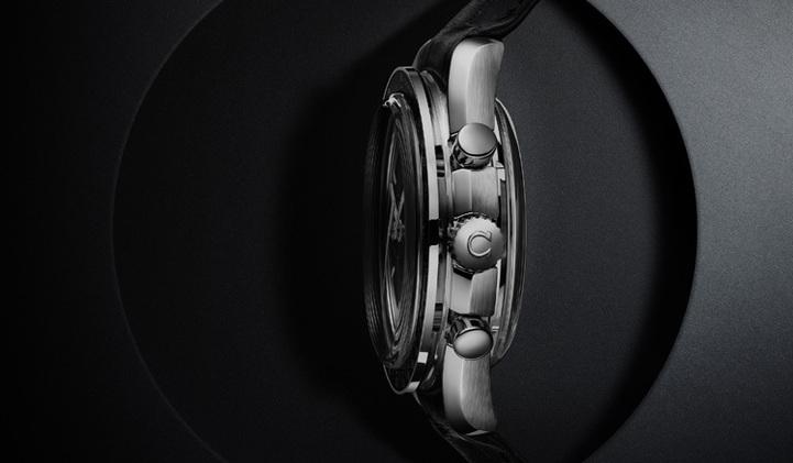 Omega : la Speedmaster se dote d'un calibre Co-Axial