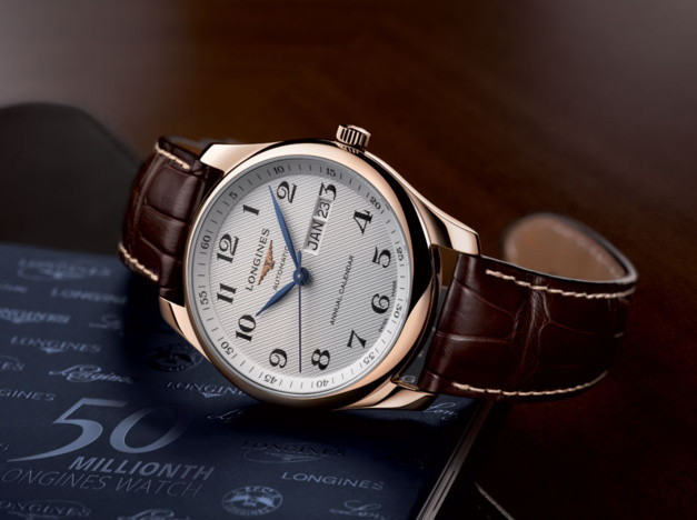 Longines 50.000.000 montres
