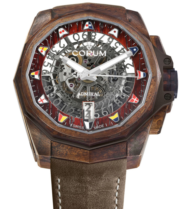 Corum Admiral AC-ONE 45 Kronometry