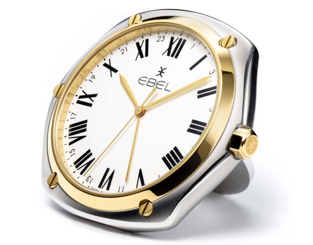 Ebel Sport Classic table clock