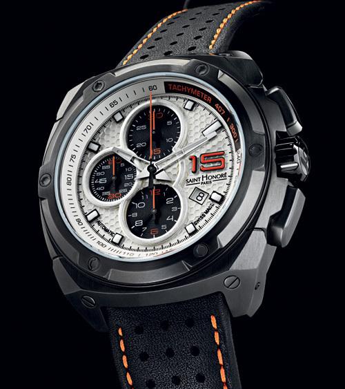 Saint Honoré Haussman Forty 7-24 : série limitée de 24 montres pour les 24 heures du Mans