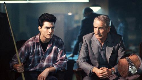 La couleur de l'argent : Paul Newman porte une Rolex Oyster Datejust acier