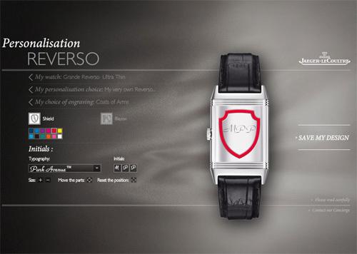 Reverso : Jaeger-LeCoultre propose de nouvelles options de personnalisation de votre montre
