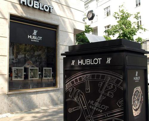 Hublot ouvre une boutique exclusive à Berlin sur le Kurfürstendamm