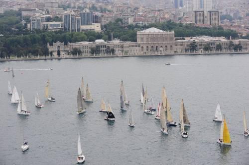 Corum : chronométreur officiel de la Bosphorus Cup en Turquie