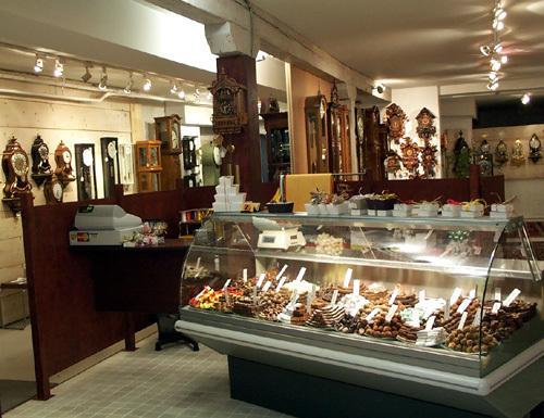 Montréal : La Pendulerie et Birks café… Quand le salon de thé se marie avec l'horlogerie-joaillerie