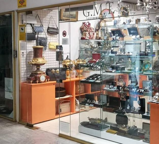 Luxandwatches : des montres vintage et d'occasion en plein coeur de Barcelone