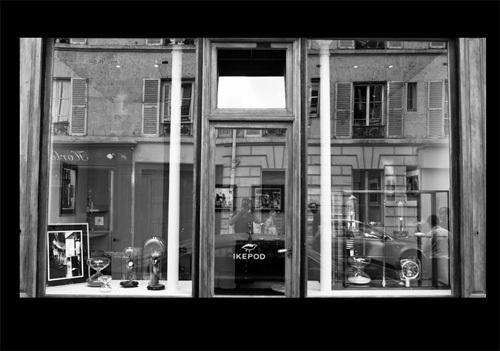 Ikepod : un Pop-Up Store rue Madame à Paris jusqu'à fin juillet