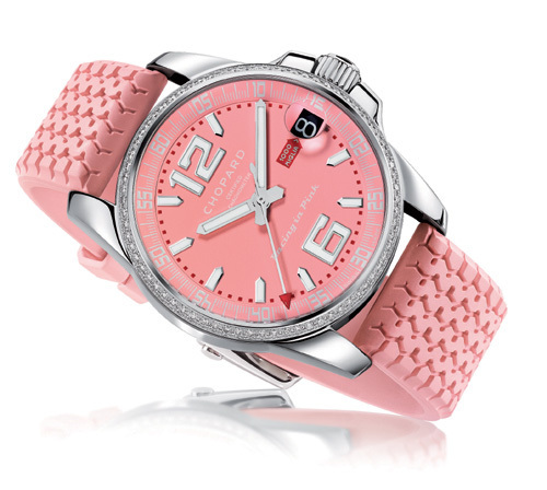 Chopard Mille Miglia Racing in Pink : Pink Lady