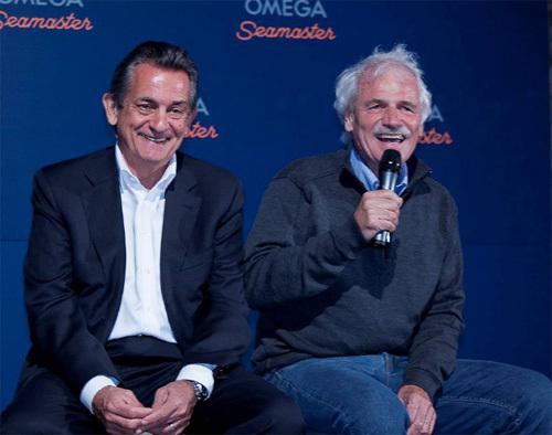 Omega et Yann Arthus-Bertrand vont produire un film sur les océans