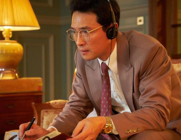 The spy gone north, Jun-Min Hwang, Copyright Metropolitan FilmExport
