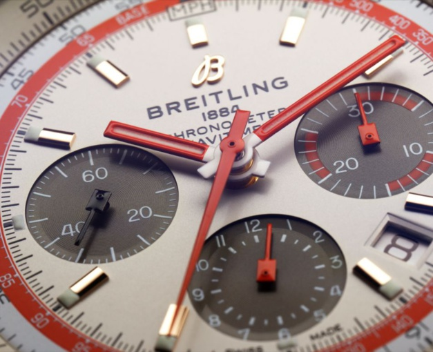 Breitling Navitimer 1 Airline Editions : TWA