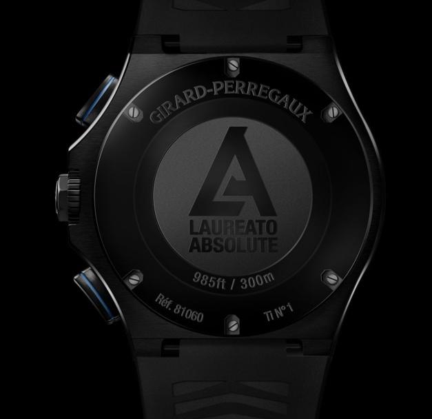 Girard-Perregaux Laureato Absolute chrono