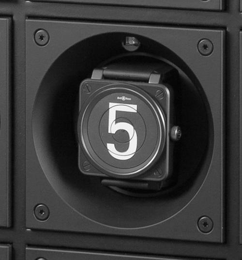 Bell&Ross BR Twelve O'Clock : une horloge pour lire le temps… autrement !