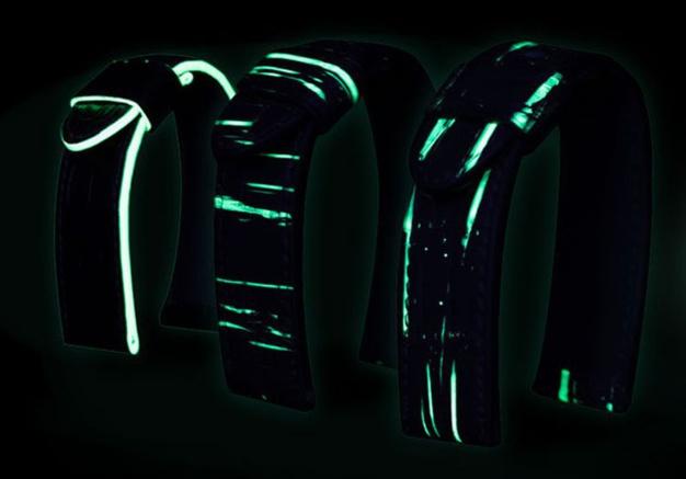 ABP Concept, strap fluorescent