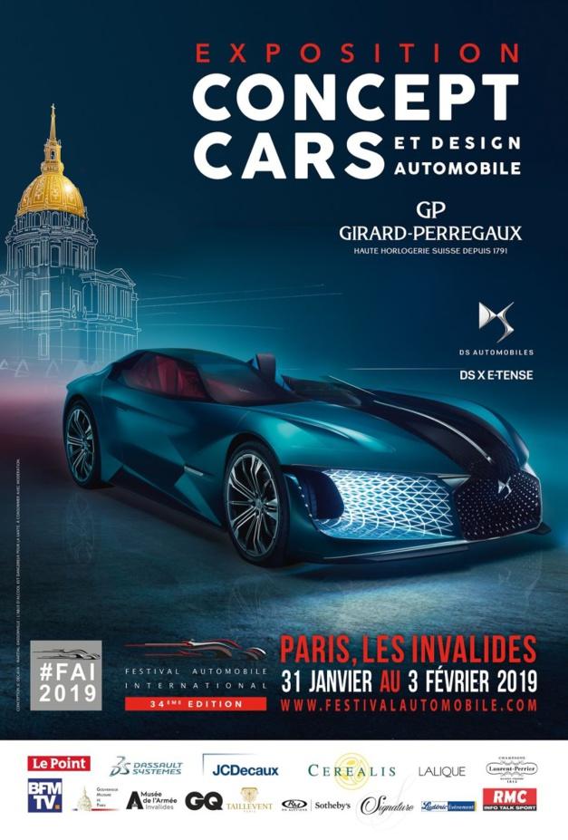 Girard-Perregaux, partenaire du 34ème Festival Automobile International