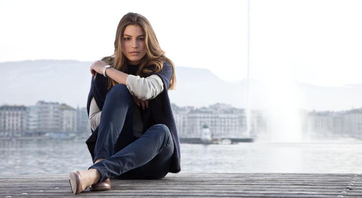 Alessia Lenders pour Frédérique Constant