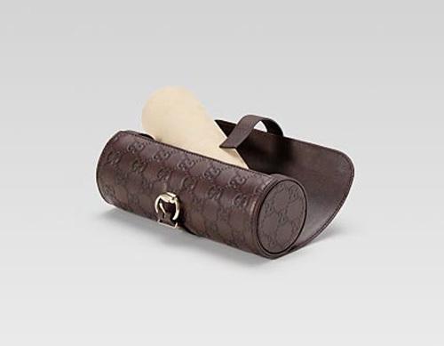 Gucci : un boitier de montres dans la collection Guccissima