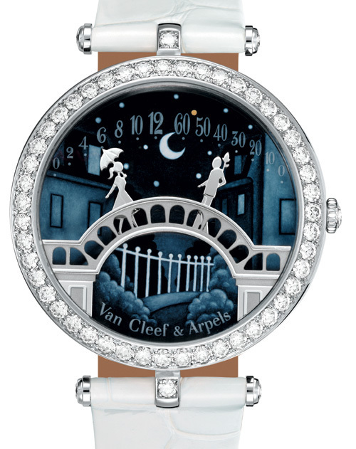 Van Cleef & Arpels : à la découverte de la boutique « Le Temps Poétique » place Vendôme à Paris