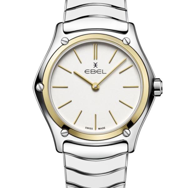 Ebel Sport Classic : une montre particulièrement polie !