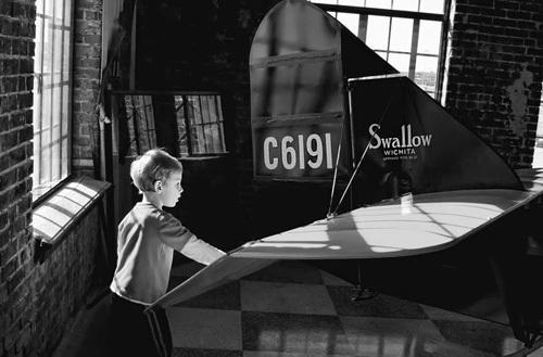 Future of flight meets the history of flight