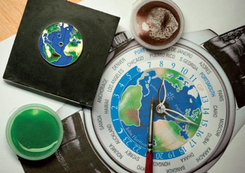 ww.tc John Harrison : Girard-Perregaux rend hommage à l'un des horlogers les plus remarquables du 18ème siècle