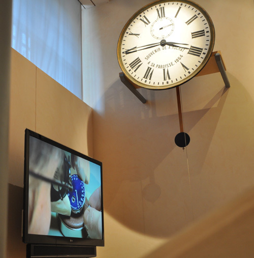 Idée week-end : l'Espace Horloger de la Vallée de Joux propose un cycle sur le cinéma horloger