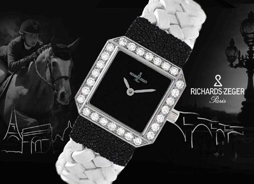 Bernard Richards lance Richards Zeger : une nouvelle marque horlogère qui s'inscrit dans le monde de l'équitation
