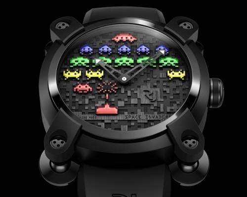 RJ-Romain Jerome Space Invaders