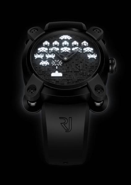 RJ-Romain Jerome Space Invaders : Swiss attack !