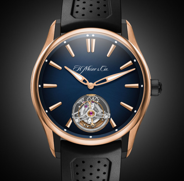 Moser Pioneer Tourbillon et Pioneer Center Seconds : de la haute horlo au quotidien