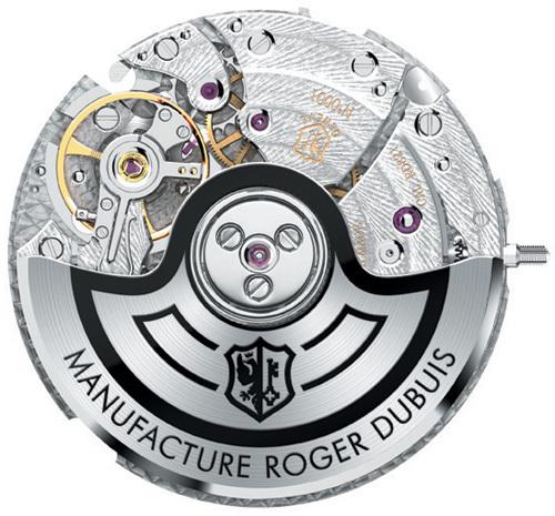 Excalibur Lady Roger Dubuis : COSC et Poinçon de Genève pour vous mesdames… Parce que vous le valez bien !
