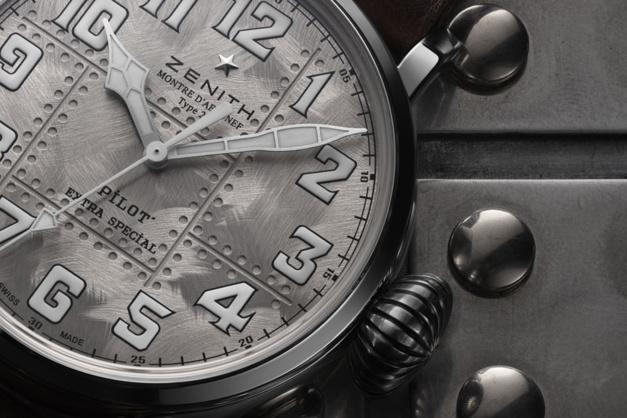 Zenith Pilot Type 20 silver