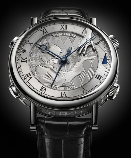 Breguet Classique Grande Complication Réveil Musical Only Watch 2011