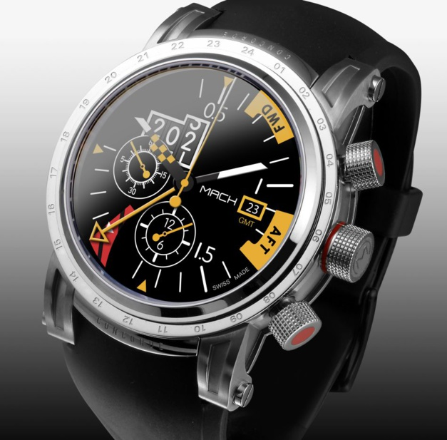 Mach Watch Aero-Design