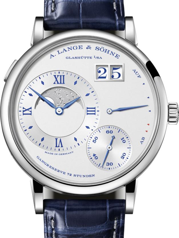 "Lange & Söhne Grande Lange 1 phases de Lune ""25th anniversary"""