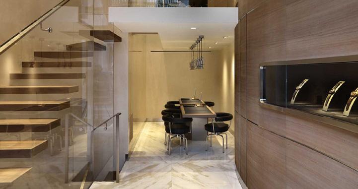 Panerai ouvre une boutique exclusive à Milan : au numéro 1 de la via Montenapoleone
