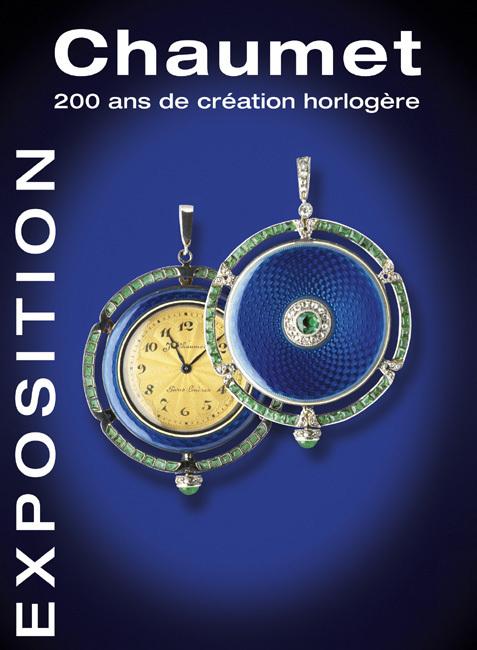 Chaumet : 200 ans de création horlogère, exposition Place Vendôme à Paris jusqu'à fin juillet