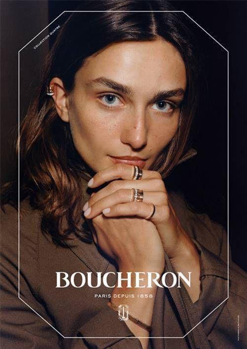 Boucheron campagne de publicité 2019