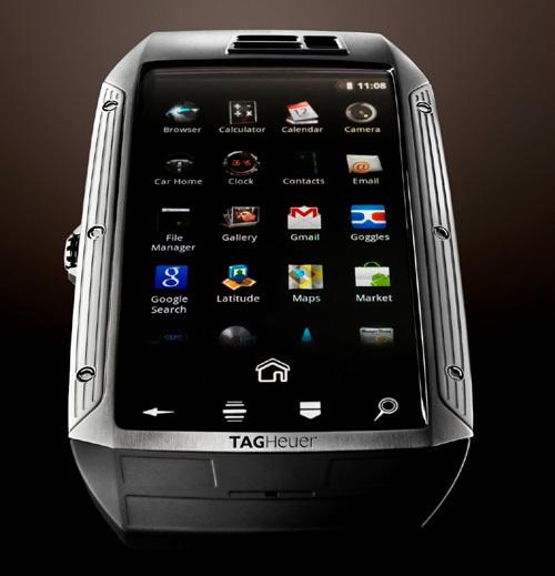 TAG Heuer Link : premier smartphone de luxe suisse !