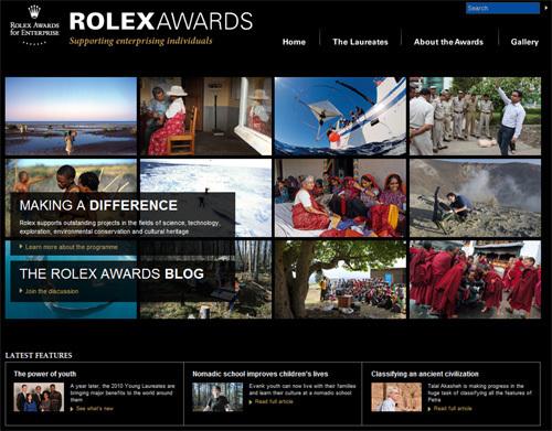 Prix Rolex : 3.512… un nombre record de candidatures pour 2012
