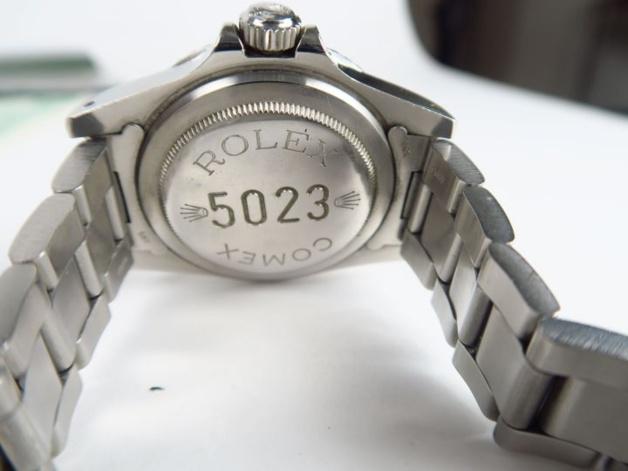 Une Rolex COMEX full set en vente le 8  mars prochain à Toulouse