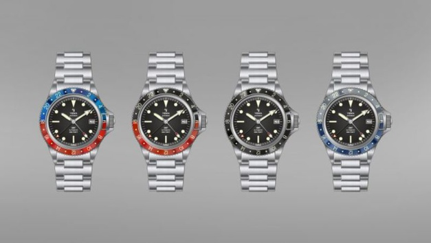 Yema Superman GMT