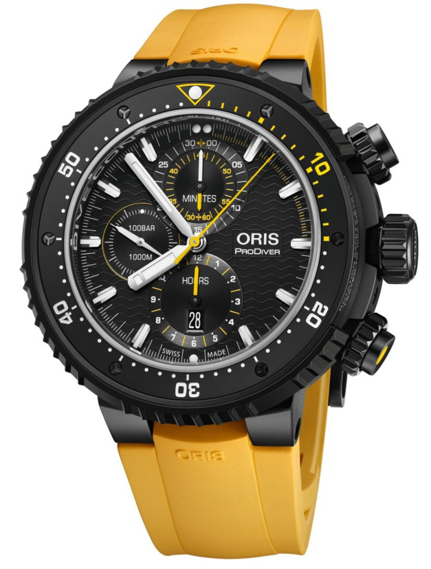 Oris Dive Control Limited Edition