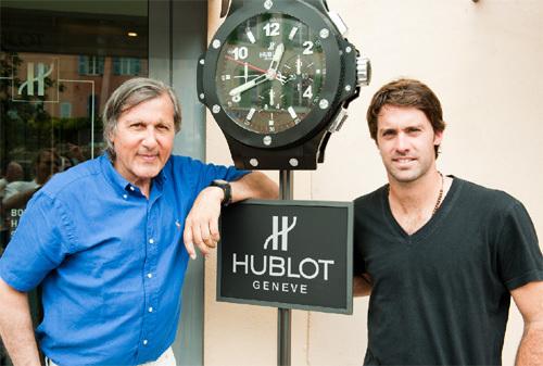 Hublot : lancement de la saison de polo à Saint-Tropez avec Facundo Pieres, l'un des meilleurs joueurs au monde