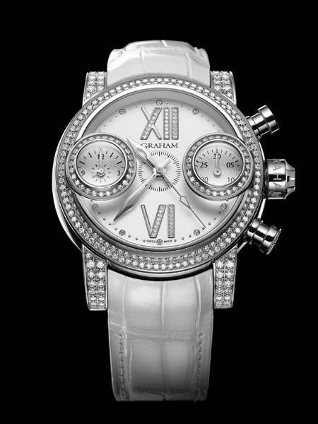 Graham Swordfish Diamonds : une sportive parée de 319 diamants