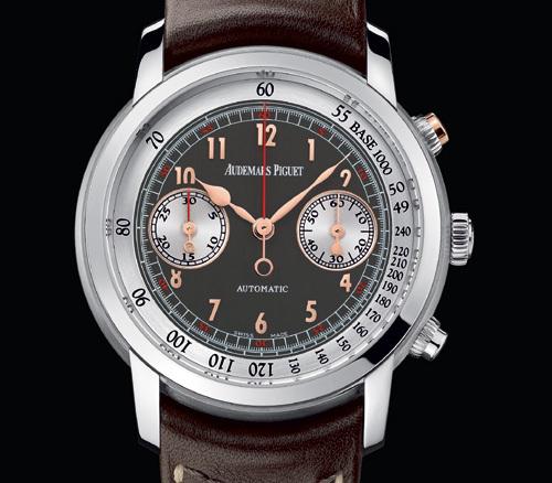 Chronographe Jules Audemars Gstaad Classic 2011
