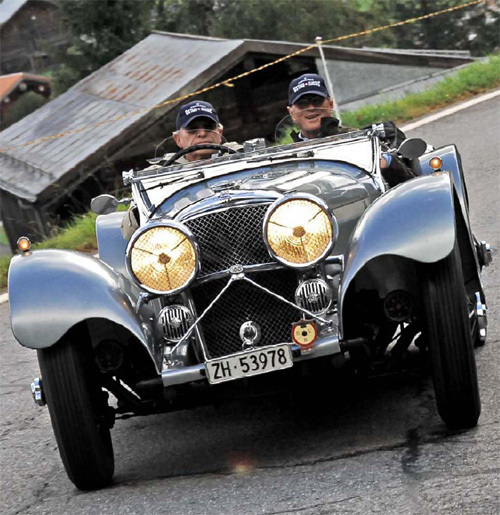 Chronographe Jules Audemars Gstaad Classic 2011 : un futur collector en titane